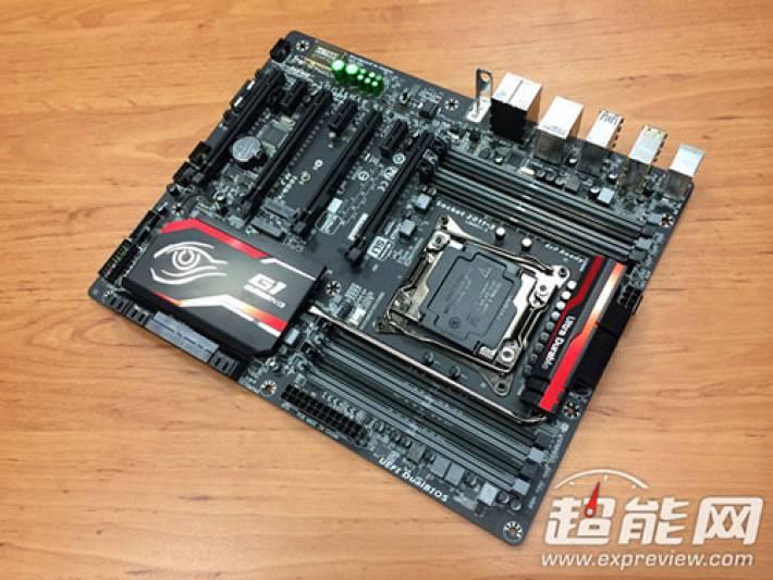 Revelados los primeros detalles sobre la nueva placa Gigabyte X99 Gaming 5
