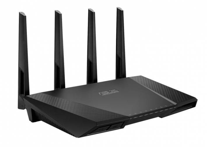 ASUS anuncia el router inalámbrico Gigabit dual-band AC2400 RT-AC87U