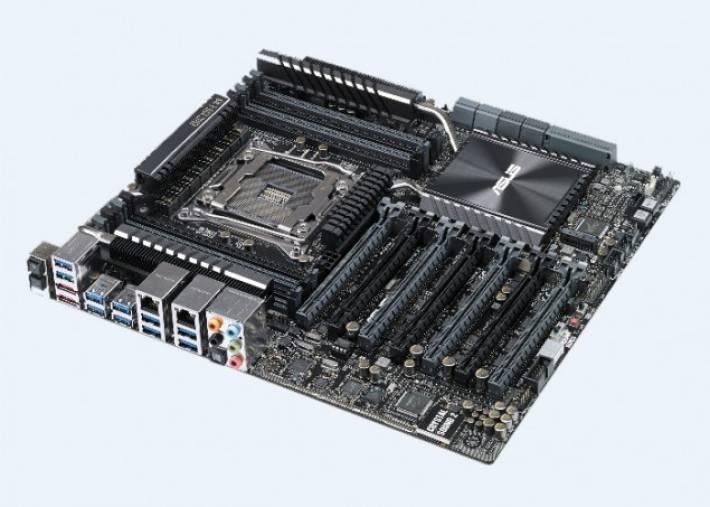 Filtrada la nueva placa de ASUS para Workstations, ASUS X99-E WS