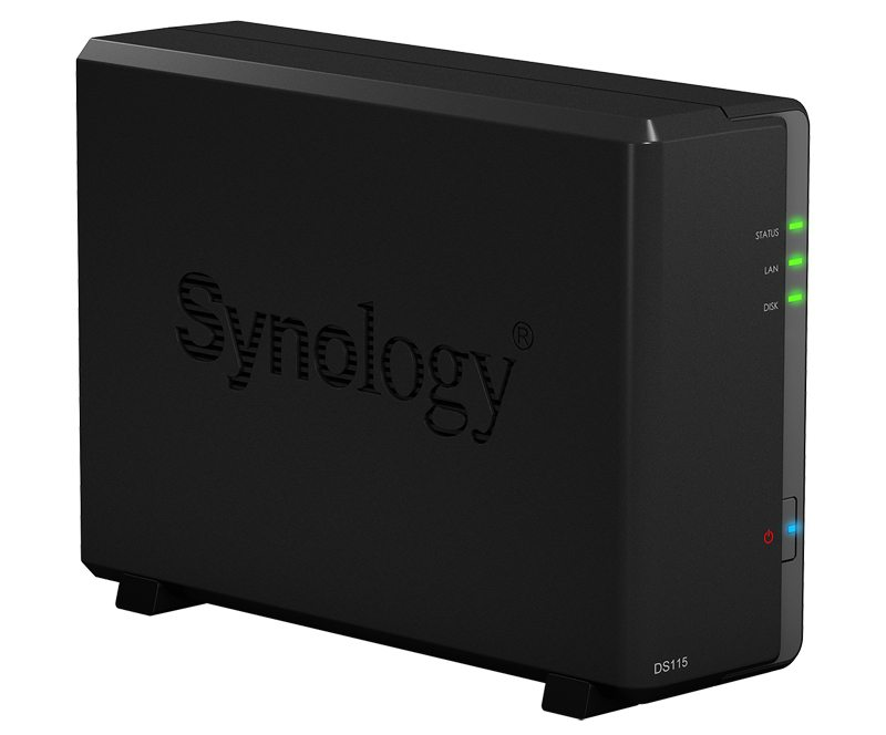 Synology presenta DiskStation DS115