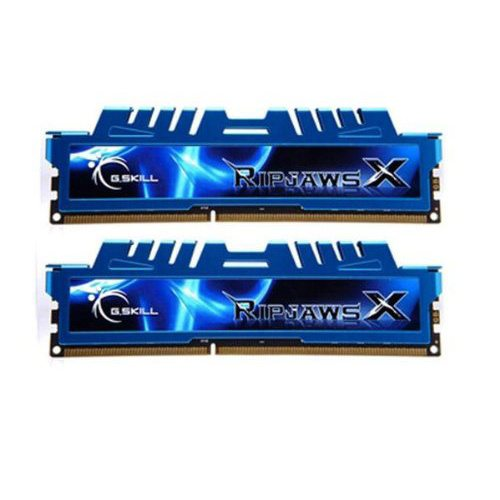 G.Skill Ripjaws-X 2x4GB, 2133 MHz CL9)
