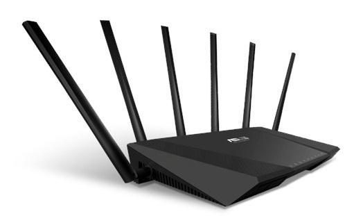 ASUS presenta el router RT-AC3200