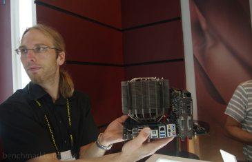 Computex 2015: Noctua muestra ANC, ventilación a 3000rpm con ruido de 1500rpm
