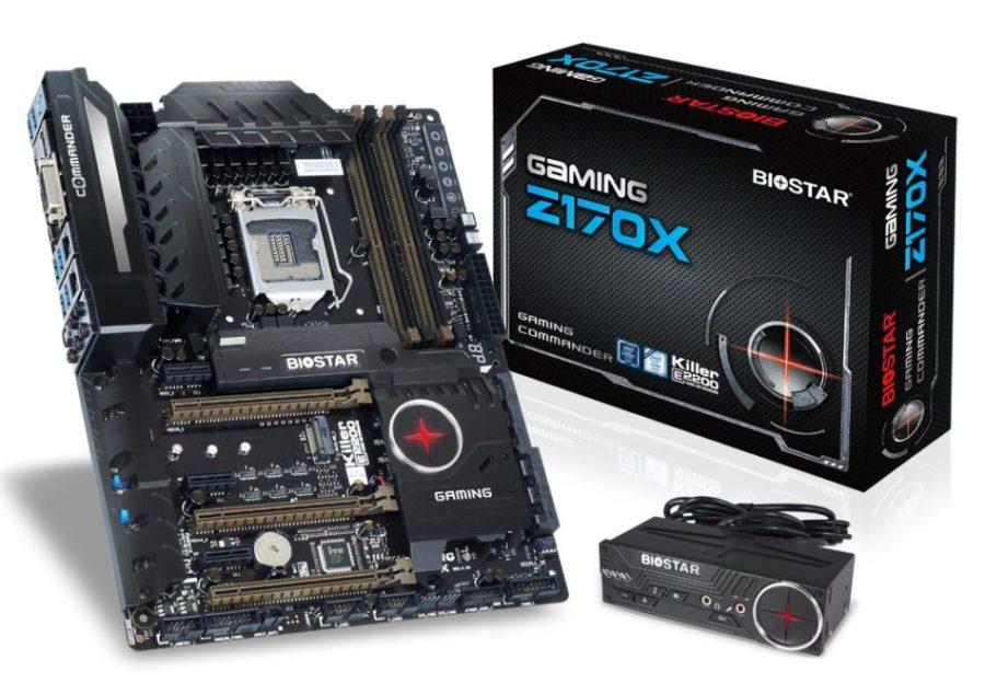 La placa base Biostar Gaming Z170X ya disponible - benchmarkhardware 1