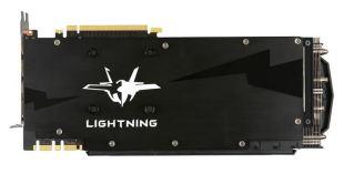 MSI Geforce GTX 980 Ti Lightning fotografiada - benchmarkhardware 2