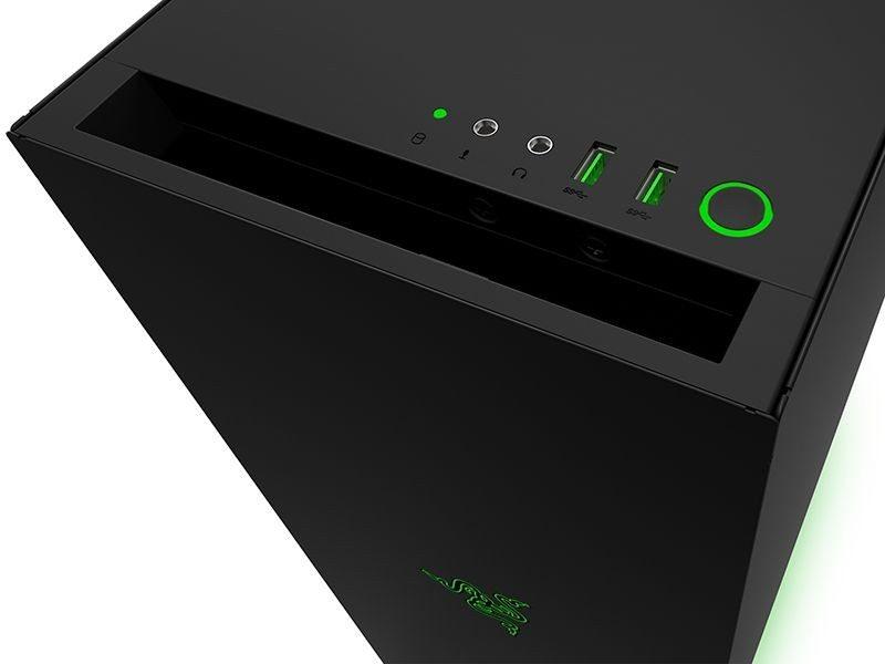 NZXT anuncia una edición especial de la caja S340 - benchmarkhardware 2