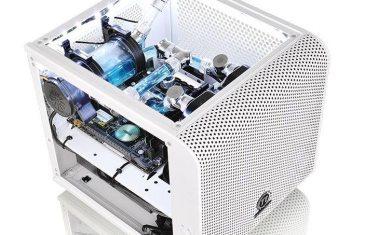 Thermaltake presenta la Core V1 Mini ITX blanca - benchmarkhardware