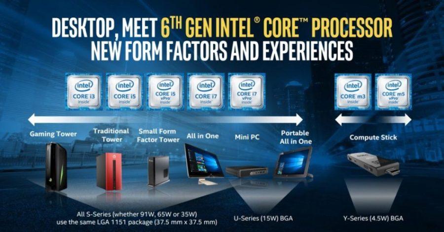 Nuevos Intel Skylake para portátiles, escritorio y más - benchmarkhardware 1