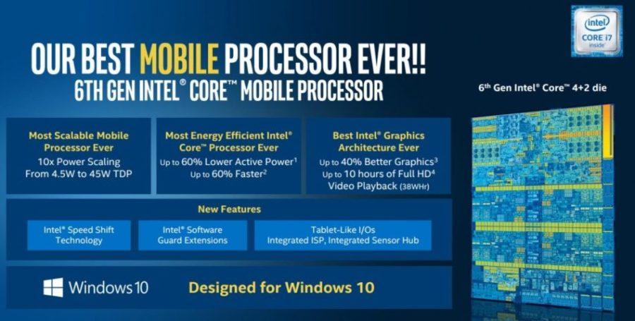 Nuevos Intel Skylake para portátiles, escritorio y más - benchmarkhardware 2