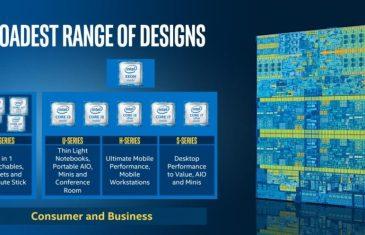 Nuevos Intel Skylake para portátiles, escritorio y más - benchmarkhardware