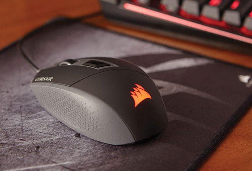 Corsair crea el nuevo ratón para juegos Katar: el ratón para juegos competitivos en su forma más pura.