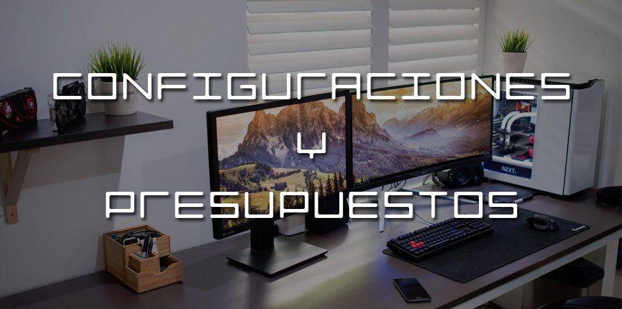 Configuración de ordenador por menos de 800€ – Enero 2016