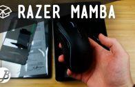 Razer Mamba Chroma – Unboxing