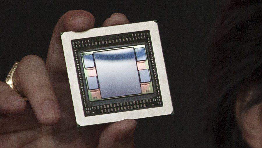 El stock de productos de AMD continúa aumentando