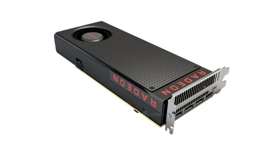 Throttling y reducción del voltaje en la AMD RX 480