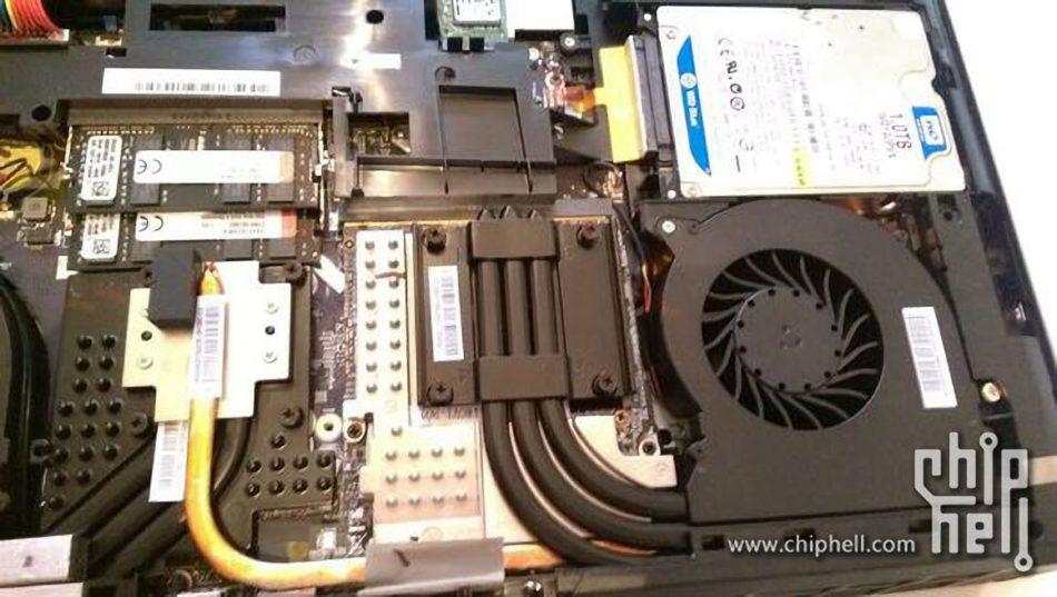 La GTX 1080M tendrá un rendimiento similar a una 980 Ti