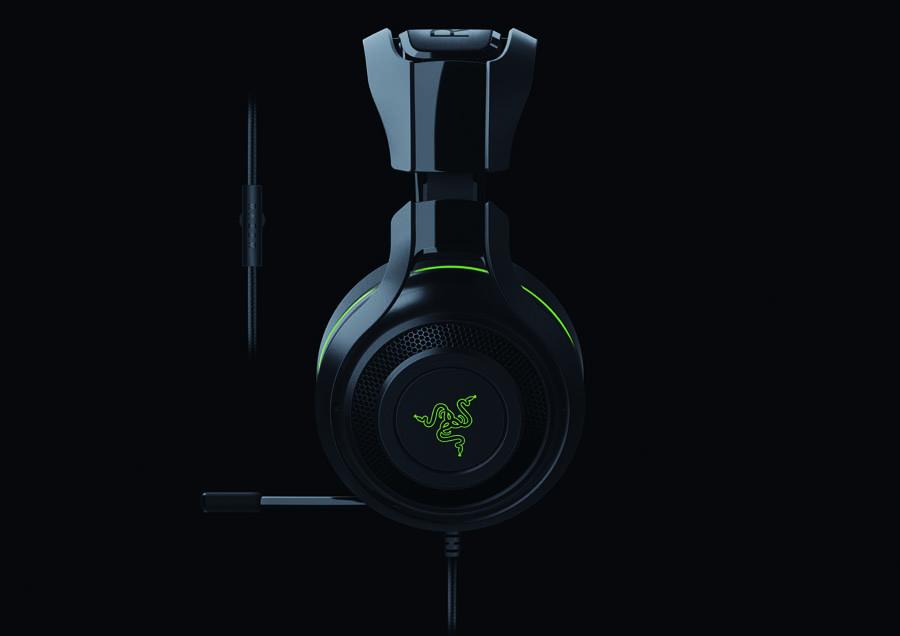 Razer anuncia los auriculares gaming mano'war 7.1