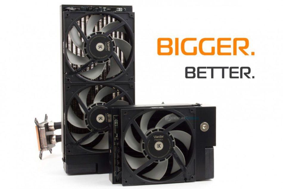 EK presenta sus nuevos kits de refrigeración líquida Predator XLC 140 y 280