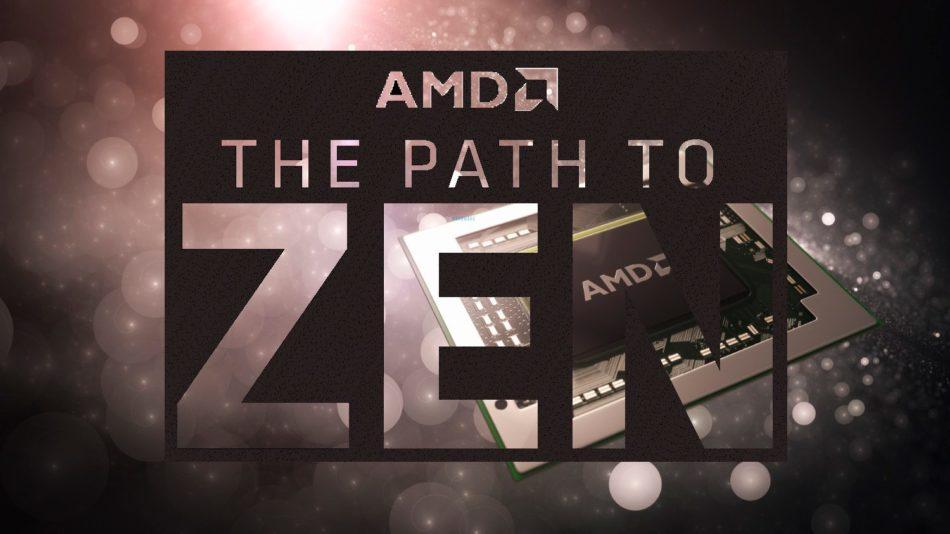 AMD Zen llegará en febrero de 2017