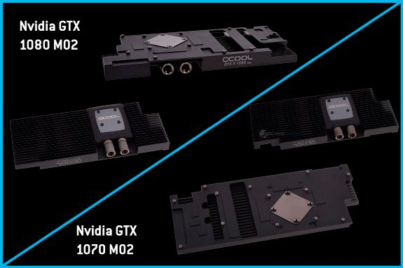 Alphacool anuncia sus nuevos bloques para GTX 1070 y GTX 1080