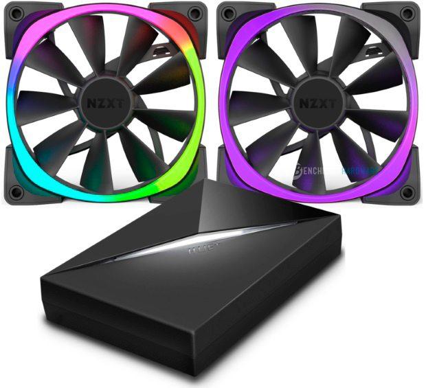 NZXT presenta sus nuevos ventiladores Aer con iluminación RGB