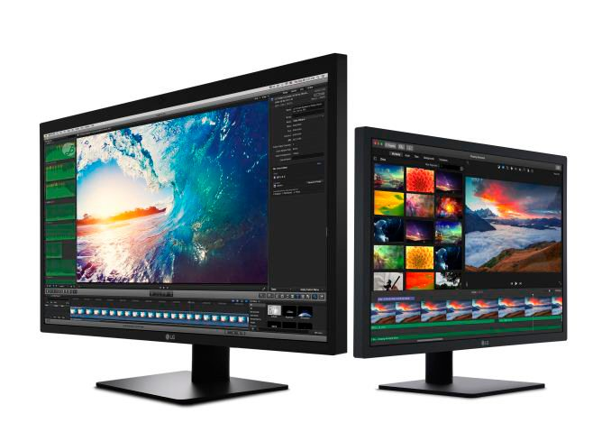 LG nos trae nuevos monitores 4K y 5K