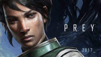 Os presentamos al protagonista femenino de Prey