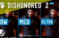 Dishonored 2: Análisis gráfico y rendimiento