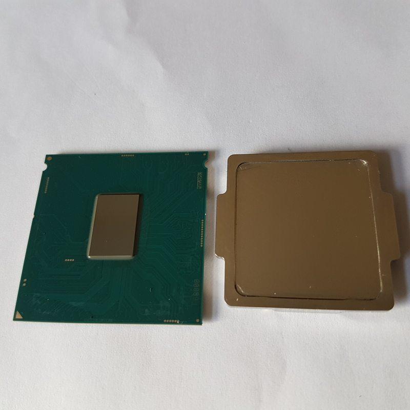 El Intel Core i7-7700K podría contar con problemas de disipación
