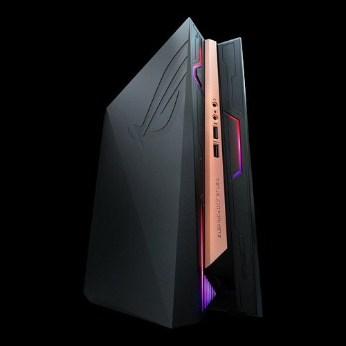 GR8 II, el nuevo mini pc gaming de ASUS Republic of Gamers
