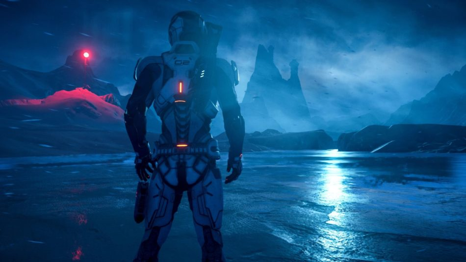 Mass Effect: Andromeda requisitos mínimos oficiales