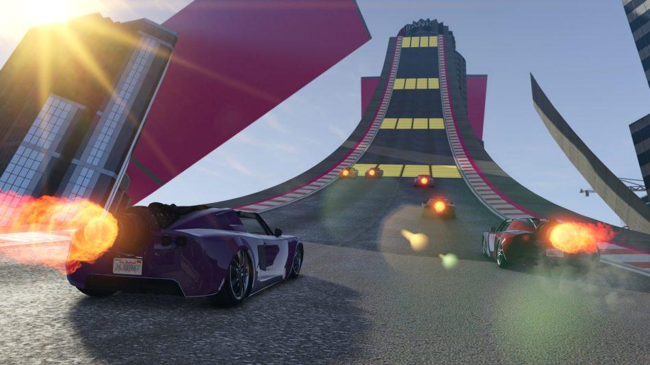 Rockstar prepara su nueva actualización para GTA Online