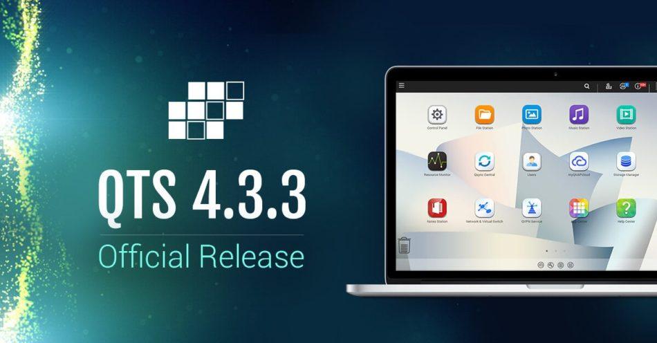 QNAP lanza oficialmente el QTS 4.3.3