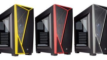 CORSAIR lanza el nuevo chasis para videojuegos, en formato semitorre, SPEC-04