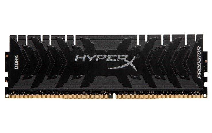 Computex 2017: HyperX amplía su oferta de memorias Predator DDR4