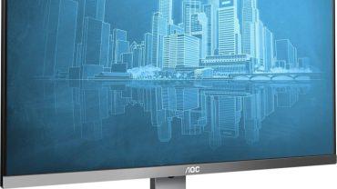 AOC lanza su nuevo monitor QHD, el AOC Q2790PQU