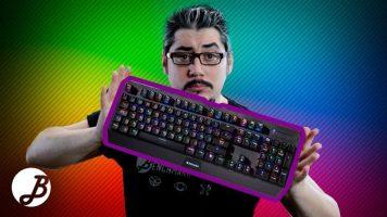 El teclado mecánico mas barato: Alfawise V1 – Analisis