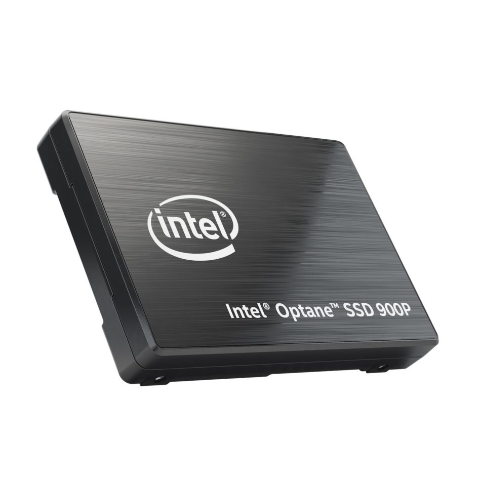 Intel anuncia sus nuevos SSD Optane 900P