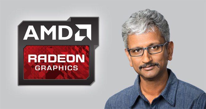 Raja Koduri deja AMD Radeon y Lisa Su toma el mando personalmente de RTG