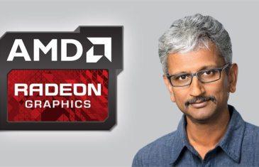 Raja Koduri AMD