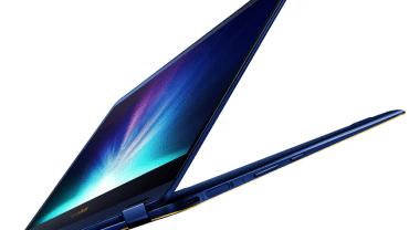 ZenBook Flip S (UX370) Benchmarkhardware