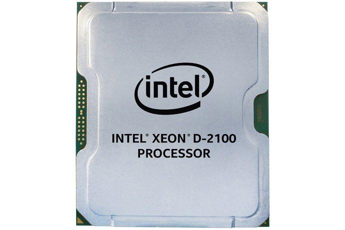 Intel presenta el nuevo procesador Intel Xeon D-2100