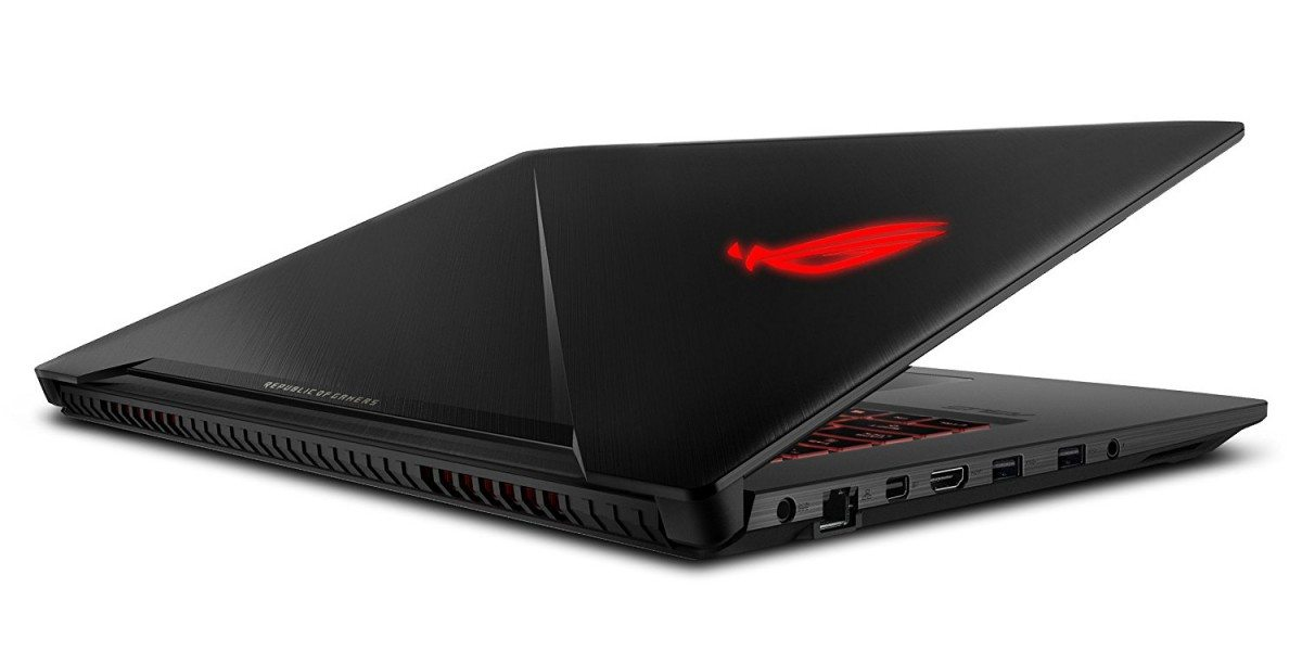 ASUS RoG presenta los Strix GL703 con Intel Coffee Lake