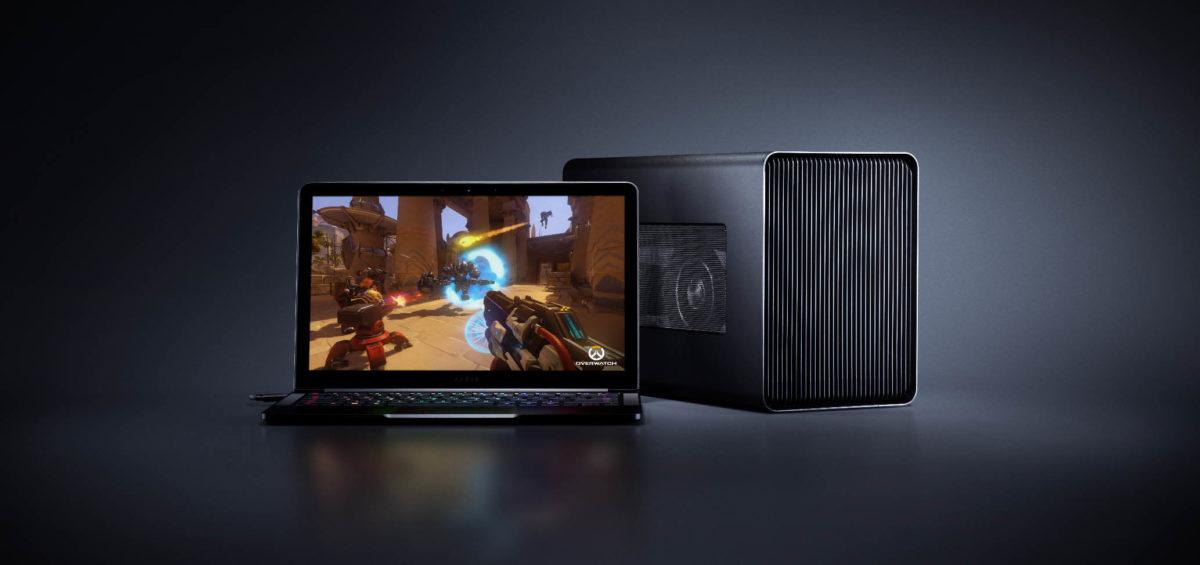 Razer anuncia su nueva caja gráfica externa Core X