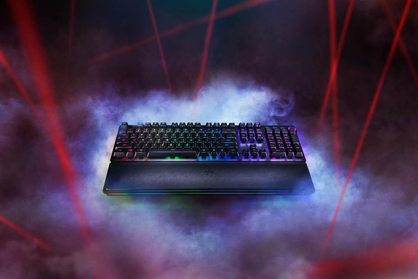Razer presenta sus nuevos teclados, los Razer Huntsman