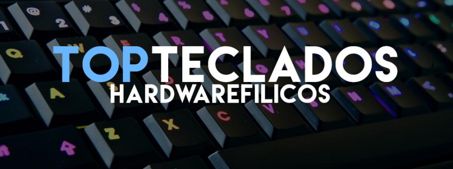 Tops Teclados Gaming – Agosto 2018