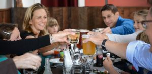 Host your large party at Benchmark Pizzeria!