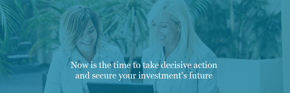 Take action with Perth's best property management