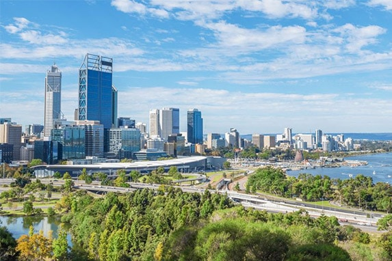 perth property report March 2020