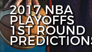 2017 nba playoffs predicdtions 1st round update